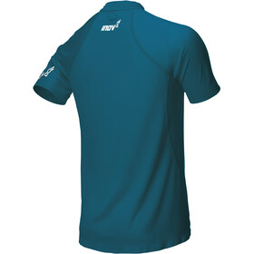 inov-8 Base Elite SS Baselayer Men blue green